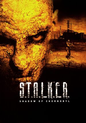 S.T.A.L.K.E.R.: Shadow of Chernobyl cover