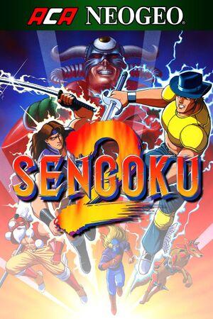 Sengoku 2 cover