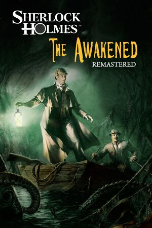 Sherlock Holmes: The Awakened - Remastered cover