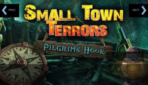 Small Town Terrors: Pilgrim's Hook cover