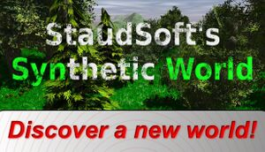 StaudSoft's Synthetic World cover