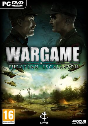 Wargame: European Escalation cover