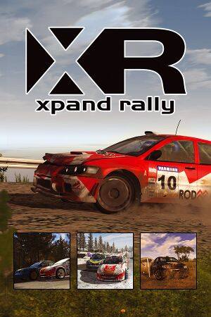 Xpand Rally cover