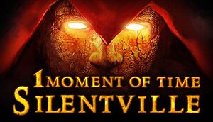 1 Moment of Time: Silentville cover
