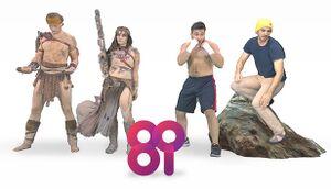 8i - Make VR Human cover