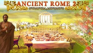 Ancient Rome 2 cover