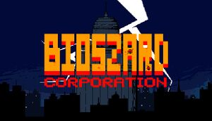 BIOSZARD Corporation cover