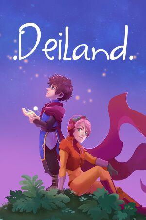 Deiland cover