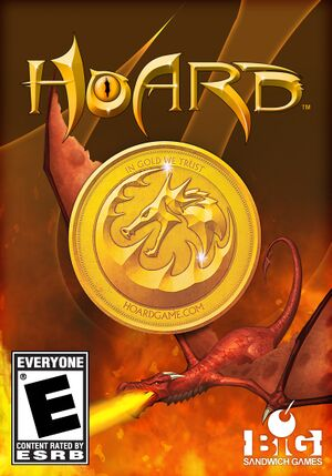 HOARD cover