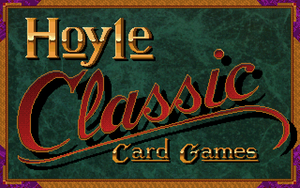 Hoyle Classic Card Games cover