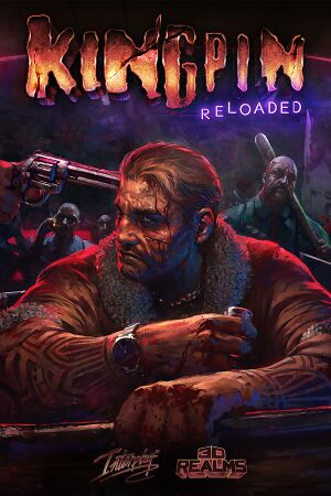 Kingpin: Reloaded cover