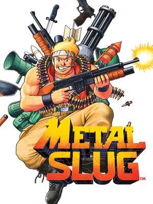 Metal Slug cover