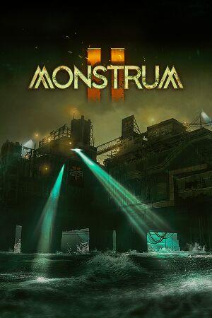 Monstrum 2 cover