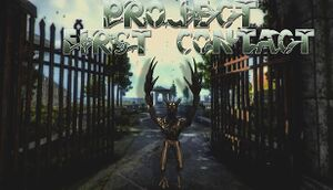 Project First Contact cover