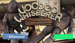 Voodoo Whisperer Curse of a Legend cover