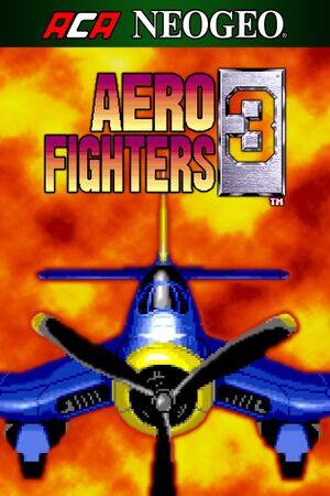 Aero Fighters 3 cover