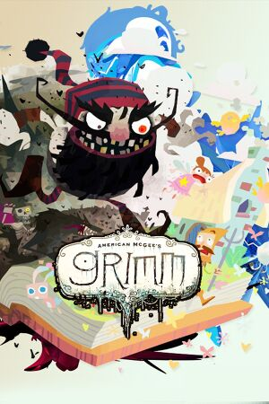 American McGee's Grimm cover