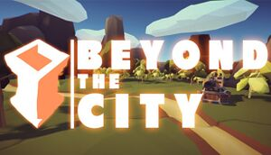 Beyond the City VR cover