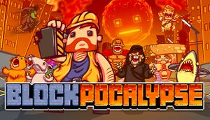 Blockpocalypse cover