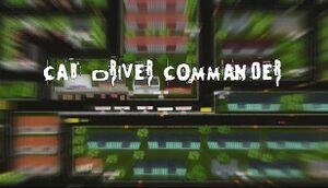 Cab Driver Commander cover