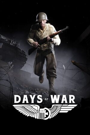 Days of War cover