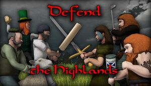 Defend the Highlands cover