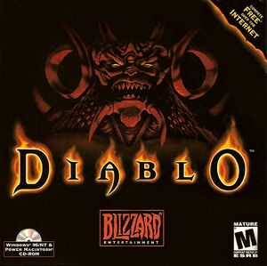 Mastan/Diablo GOG 2019 cover