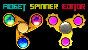 Fidget Spinner Editor cover