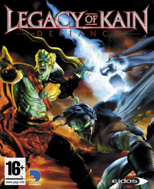 Legacy of Kain: Defiance cover