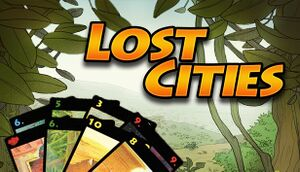Lost Cities cover