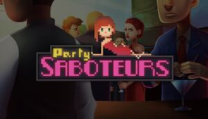 Party Saboteurs cover