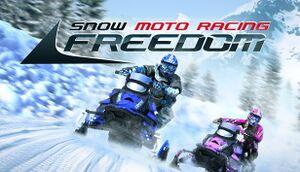 Snow Moto Racing Freedom cover