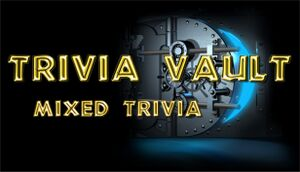 Trivia Vault: Mixed Trivia cover