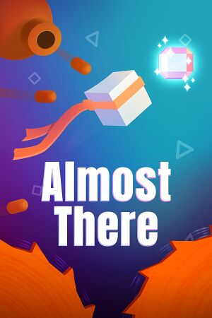 Almost There:The Platformer cover