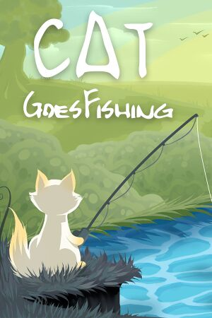 Cat Goes Fishing cover