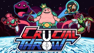 Crucial Throw cover