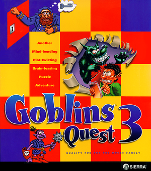 Goblins Quest 3 cover