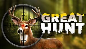 Great Hunt: North America cover