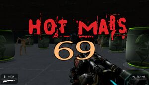Hot Mars 69 cover