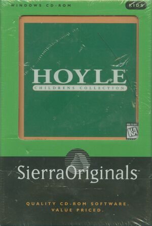 Hoyle Children's Collection cover