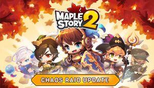 MapleStory 2 cover