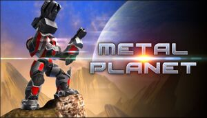 Metal Planet cover