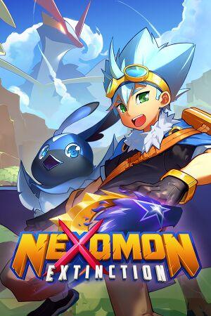 Nexomon: Extinction cover