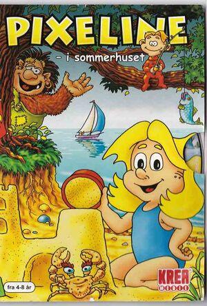 Pixeline i Sommerhuset cover