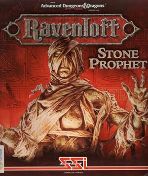 Ravenloft: Stone Prophet cover