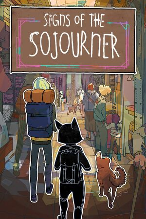 Signs of the Sojourner cover