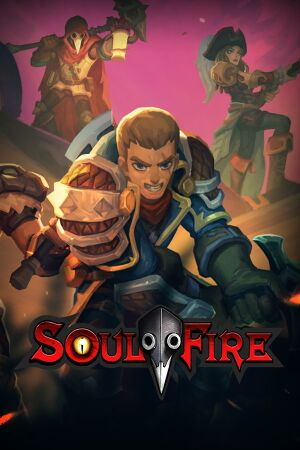 Soulfire cover