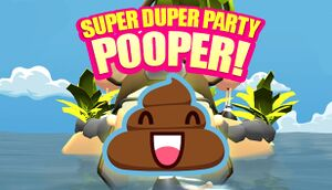 Super Duper Party Pooper cover