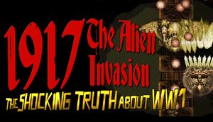 1917 - The Alien Invasion cover