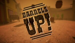 Barrels Up cover